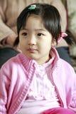 ασιατικό κορίτσι λίγα στοκ εικόνα