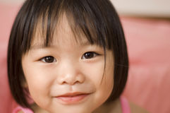 ασιατικό κορίτσι Στοκ φωτογραφίες με δικαίωμα ελεύθερης χρήσης