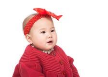 Ασιατικό κοριτσάκι στοκ φωτογραφία
