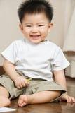 ασιατικό μικρό παιδί έκφρασ& Στοκ φωτογραφία με δικαίωμα ελεύθερης χρήσης