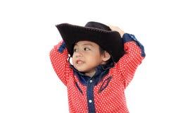 Ασιατικό μικρό παιδί Στοκ φωτογραφία με δικαίωμα ελεύθερης χρήσης