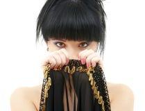 ασιατικό μυστικό Στοκ φωτογραφία με δικαίωμα ελεύθερης χρήσης