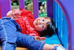 ασιατικό παιδί Στοκ εικόνα με δικαίωμα ελεύθερης χρήσης