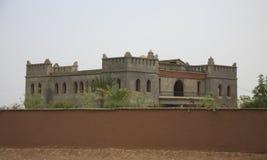Ασιατικό παλάτι Στοκ Εικόνες