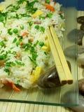 ασιατικό ρύζι Στοκ Εικόνες