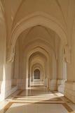 ασιατικό σουλτανάτο του Ομάν αψίδων αρχιτεκτονικής Στοκ φωτογραφία με δικαίωμα ελεύθερης χρήσης