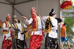 Ασιατικό φεστιβάλ του Columbus στοκ εικόνες