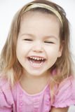 ασιατικό χαμόγελο κοριτσιών Στοκ φωτογραφία με δικαίωμα ελεύθερης χρήσης
