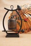 ασιατικό gong μικρό Στοκ Εικόνα