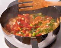 Ασιατικό stew Στοκ εικόνες με δικαίωμα ελεύθερης χρήσης