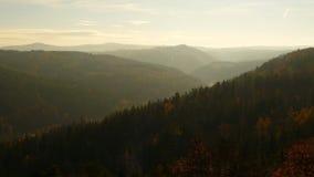 δασικοί λόφοι Στοκ εικόνες με δικαίωμα ελεύθερης χρήσης