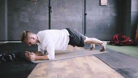 Ασκήσεις σωματικής αγωγής και πρωινού απόθεμα βίντεο