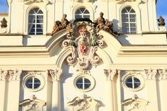 Ασπίδα Αρχιεπισκόπου ` s Στοκ εικόνα με δικαίωμα ελεύθερης χρήσης