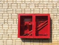 Ασπίδα πυρκαγιάς Στοκ εικόνες με δικαίωμα ελεύθερης χρήσης