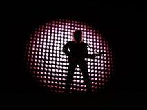 αστέρας της ροκ διανυσματική απεικόνιση