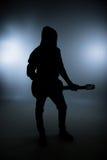 αστέρας της ροκ Στοκ εικόνα με δικαίωμα ελεύθερης χρήσης