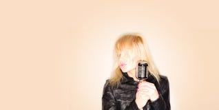 αστέρας της ροκ Στοκ φωτογραφίες με δικαίωμα ελεύθερης χρήσης