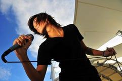 αστέρας της ροκ 24 Στοκ φωτογραφίες με δικαίωμα ελεύθερης χρήσης