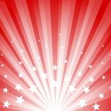 αστέρια έκρηξης Στοκ εικόνες με δικαίωμα ελεύθερης χρήσης