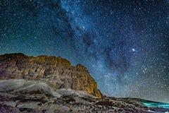 Αστέρια ενός Milion στοκ εικόνες
