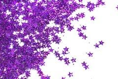 αστέρια εορτασμού Στοκ Εικόνα