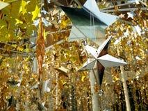 Αστέρια διακοσμήσεων Στοκ φωτογραφία με δικαίωμα ελεύθερης χρήσης