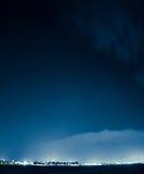 Αστέρια πέρα από Galway Στοκ φωτογραφία με δικαίωμα ελεύθερης χρήσης