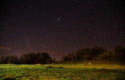 Αστέρια σε Fundata Στοκ φωτογραφίες με δικαίωμα ελεύθερης χρήσης