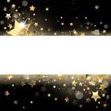 Αστέρια υποβάθρου Στοκ εικόνα με δικαίωμα ελεύθερης χρήσης