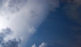 αστέρια φωτισμού Στοκ Εικόνες