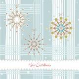 αστέρια Χριστουγέννων κα&rh απεικόνιση αποθεμάτων