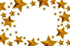 αστέρια Χριστουγέννων στοκ φωτογραφίες με δικαίωμα ελεύθερης χρήσης