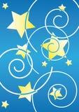 αστέρια Στοκ Εικόνα