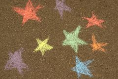 Αστέρια Στοκ Εικόνες