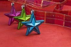 Αστέρια Deco στοκ φωτογραφία