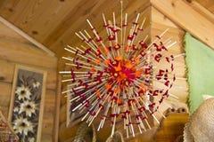 Αστέρι αχύρου Στοκ εικόνα με δικαίωμα ελεύθερης χρήσης