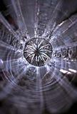 αστέρι γυαλιού Στοκ φωτογραφίες με δικαίωμα ελεύθερης χρήσης