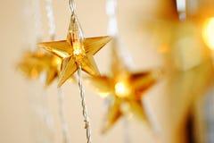 αστέρι διακοπών Στοκ φωτογραφία με δικαίωμα ελεύθερης χρήσης