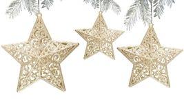 αστέρι διακοσμήσεων Στοκ Εικόνες