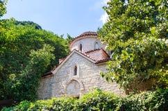 Αστέρι θάλασσας παρεκκλησιών ` Στέλλα Varis ` Κατοικία βασίλισσα Mary Balchik Στοκ Εικόνες