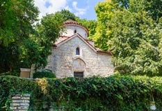 Αστέρι θάλασσας παρεκκλησιών ` Στέλλα Varis ` Κατοικία βασίλισσα Mary Balchik Στοκ φωτογραφία με δικαίωμα ελεύθερης χρήσης