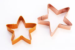 αστέρι κοπτών Στοκ φωτογραφίες με δικαίωμα ελεύθερης χρήσης