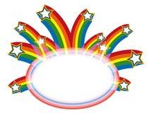 αστέρι κορδελλών ελεύθερη απεικόνιση δικαιώματος