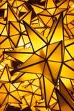 αστέρι λαμπτήρων Στοκ φωτογραφία με δικαίωμα ελεύθερης χρήσης