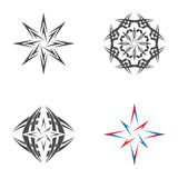 Αστέρι λογότυπων της Βηθλεέμ Στοκ Εικόνες