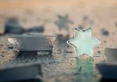 Αστέρι πάγου Στοκ Φωτογραφίες