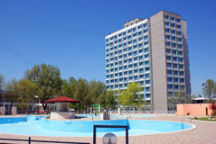 αστέρι πέντε ξενοδοχείων Στοκ φωτογραφίες με δικαίωμα ελεύθερης χρήσης