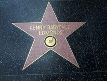 Αστέρι προσώπου μωρών Kenny '' σε Hollywood Στοκ φωτογραφία με δικαίωμα ελεύθερης χρήσης