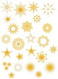 αστέρι συλλογής διανυσματική απεικόνιση