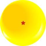 Αστέρι σφαιρών δράκων ένα Στοκ Εικόνες